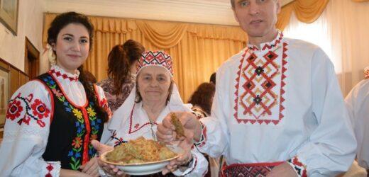 Традиционные белорусские драники