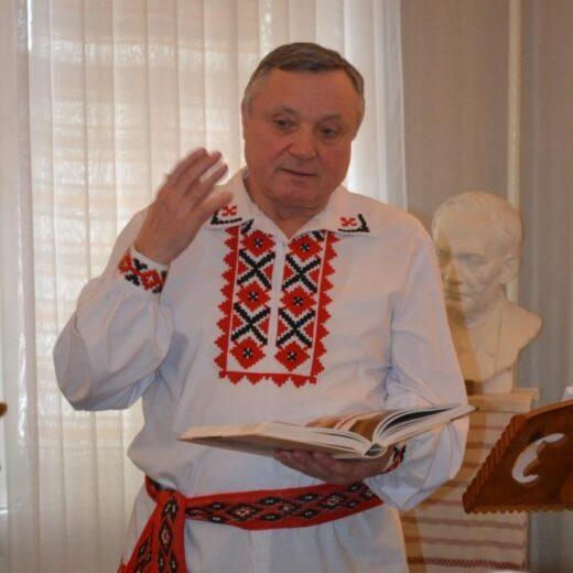 Выступление председателя диаспоры С.П. Маруденко