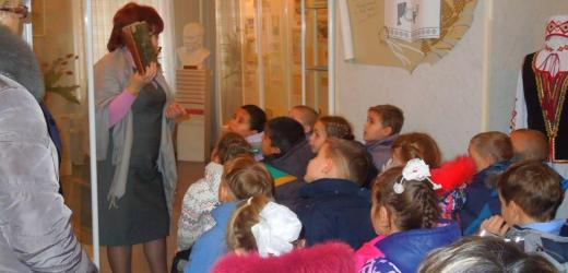 Музей Я.Купалы присоединился к проекту «Культурный дневник первоклассника»