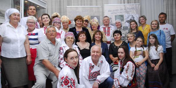 Музей Я. Купалы в с. Печищи отметил 40-летний юбилей