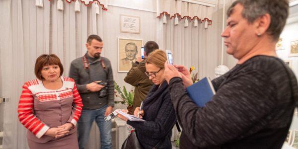 «Пресс-тур СМИ и ТВ России и Беларуси»